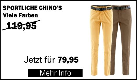 Henk ter Horst Chino's