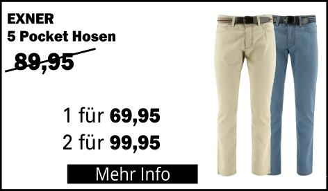Exner 5 Pocket Hosen