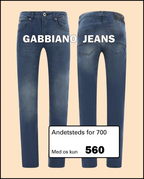 Gabbioano Jeans