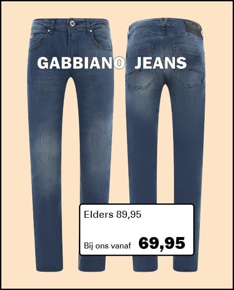 Henk ter Horst Gabbiano Jeans