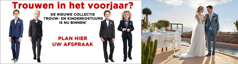 Henk ter Horst trouwen