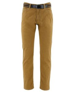 Exner 5 pocket heren broek camel