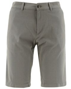 Sea barrier bermuda regular fit short grijs