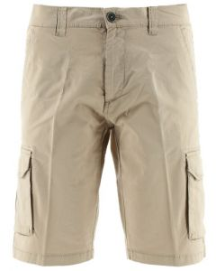 Sea Barrier cargo short toddy donkerzand
