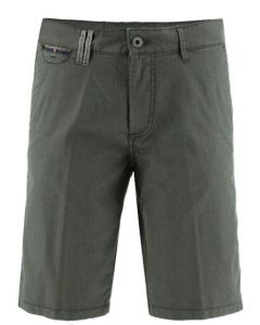 Sea barrier chino short Papalina antraciet groen