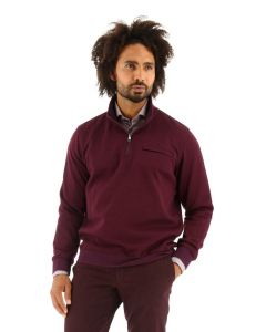 Chris Cayne pullover rood