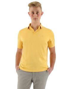 Baileys polo shirt yellow