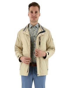 S4 Jackets zomerjack heren jas light beige