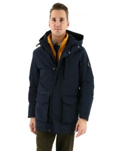 S4 winterjack Superman water repellent navy