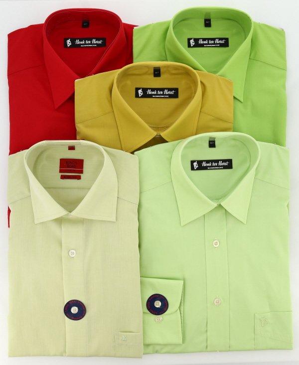 Maat 38 Overhemd.10 Overhemden Voor 25 00 Maat P1