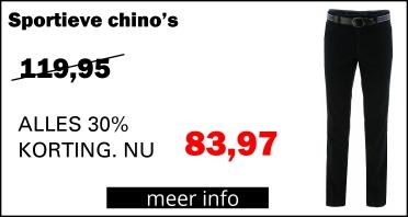 Henk Ter Horst Chino broeken