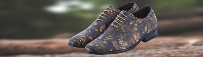 Henk ter Horst sko med print